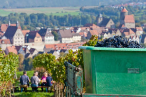 Germany, Baden-Württemberg, Besigheim, break, vintage