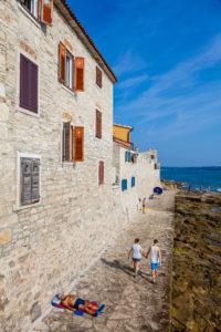 Europe, Croatia, Istria, Novigrad,