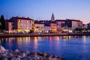 Europa, Kroatien, Istrien, Poreč