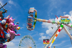 Fun fair, fairground, folk festival, amusement ride, looping, fair