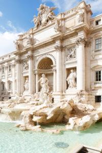Italien, Rom, Trevi-Brunnen