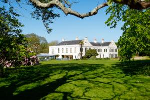 Jersey, Botanischer Garten, Samares Manor
