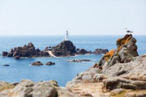 Jersey, Leuchtturm von La Corbiére