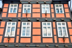 House facade, historic, half-timber, old town, Celle, Lower Saxony, Lüneburg heathland, Northern Germany, Germany, Europe