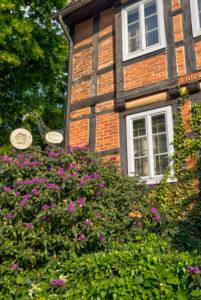 House view, house facade, Schützenmuseum, half-timber, Celle, Lower Saxony, Lüneburg heathland, Northern Germany, Germany, Europe