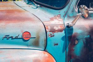 Ford F 100, US Car, Classic Car, Vintage Car, Detail,