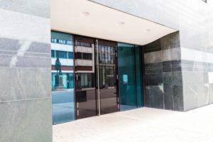 University, Neues Augusteum, Paulinum, Facade, Window, Leipzig, Saxony, Germany, Europe,
