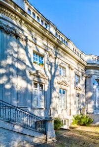 Schloss Richmond, Fassade, Herbst,  Braunschweig, Niedersachsen, Deutschland, Europa