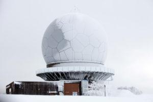 Winter, Wasserkuppe, Frost, Schnee, Rhön, Hessen, Deutschland, Europa,