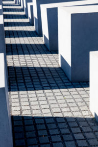 Holocaust Memorial, Memorial to the Murdered Jews of Europe, Architecture, Mitte, Berlin, Germany