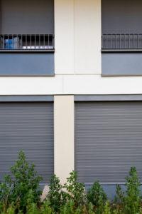House facade, East Side, Friedrichshain, Berlin, Germany