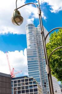 Upper West, Hochhaus, Architektur, Breitscheidplatz, Charlottenburg, Berlin, Deutschland