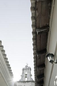 Paleokastritsa Monastery, Corfu, steeple