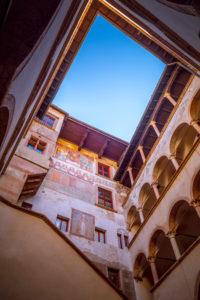 Italy, South Tirol, Northern Italy, Trento, Trento, Castello del Buonconsiglio