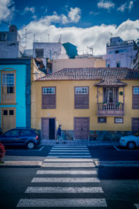 Spain, the Canaries, La Palma, Tazacorte, Old Town