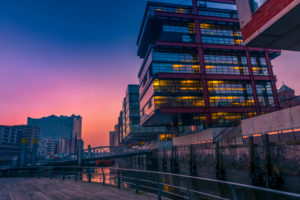 Germany, Hamburg, the Elbe, harbour, hafencity, Elbphilharmonie