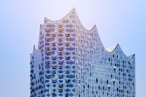Elbphilharmonie in Hamburg, Germany, Europe