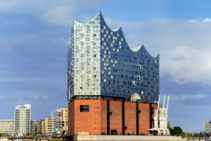 Deutschland, Hamburg, Hafencity, Elbphilharmonie