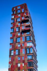 Germany, Hamburg, 'HafenCity' (city quarter), Cinnamon Tower