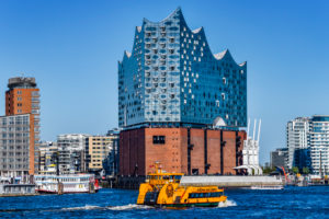 Germany, Hamburg, harbour city, Elbphilharmonie