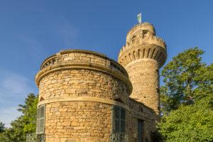 Germany, Baden-Württemberg, Ludwigsburg, castle Ludwigsburg, Emichsburg in the castle garden