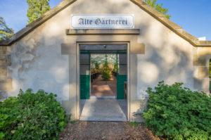 Germany, Baden-Württemberg, Ludwigsburg, castle Ludwigsburg, herbal and medicinal plant garden