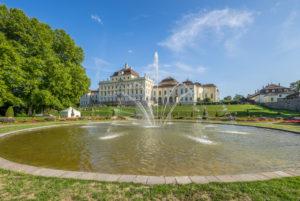 Deutschland, Baden-Württemberg, Ludwigsburg, Schloss Ludwigsburg