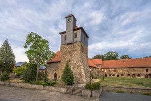 Germany, Saxony-Anhalt, Ilsenburg, Klosterkirche Ilsenburg