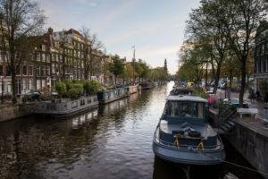 Niederlande, Holland, Amsterdam, Prinsengracht