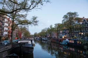 Niederlande, Holland, Amsterdam, Brouwersgracht