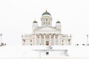 Finland, Helsinki, Dom