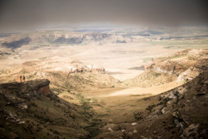 Drakensberge, Südafrika, Lesotho, Giant Castle Nationalpark
