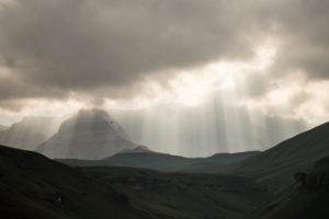 Tafelberge Formation, Giants Castle Game Reserve, Südafrika,