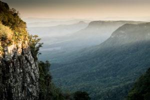 Tafelberge Formation, Giants Castle Game Reserve, Südafrika