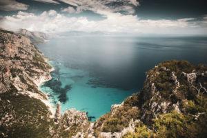 Bucht Cala Goloritzé auf Sardinien