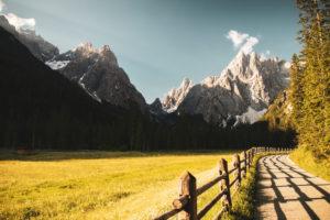Fiscalina valley (Val Fiscalina), Dolomites, South Tyrol, Italy