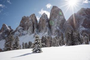 Villnöstal, Geisler, Südtirol