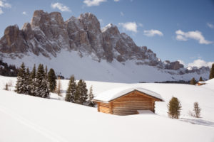 Gampenalm, Villnöss, South Tyrol, Dolomites