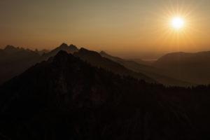 Teufelstättkopf am Pürschling, Unterammergau