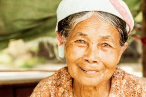 Obstverkäuferin, Vietnam
