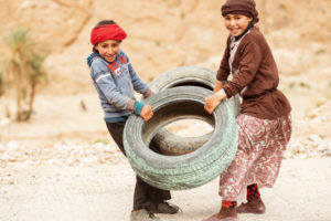 Children, Morocco