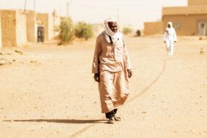 Sudanesi, Marokko, Sahara