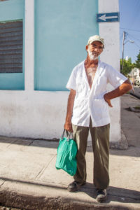 Mann, Cienfuegos, Cuba