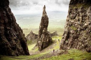 Needle, Isle of Skye, Schottland