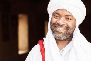 Musiker, Beduine, Sahara