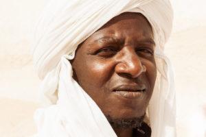 Musician, Sahara, Morocco, Bedouin