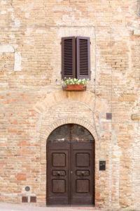 San Gimignano, auch Stadt der Türme genannt, Provinz Siena, Toskana, Italien