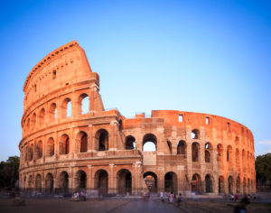Kolosseum, Rom, Latium, Italien