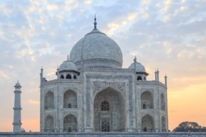 Taj Mahal, Uttar Pradesh, Indien