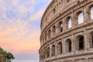 Colosseum,Rome,Lazio,Italy